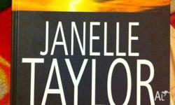 In too deep - Janelle Taylor - $25 - New Contact