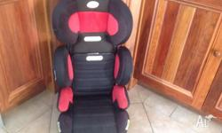 Infa-secure booster seat (model cs5610) excellent