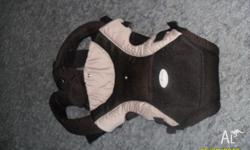 Excellent condition baby carrier, Smoke and pet free
