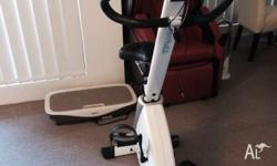 This exercise bike is the absolute compact home