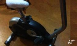 INFINITI PG600 Magnetic Exercycle one owner barely