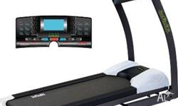 Treadmill in Excellent condition SPEED RANGE - 1 - 16