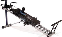 The Infiniti TT3500P Pilates Total Gym Trainer combines