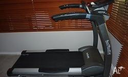Treadmill Doctor Infiniti Treadmill. Excellent
