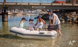 Top quality inflatable boats made by Tiger Marine The