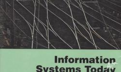 Information Systems Today, 5 edn Joseph Valacich