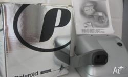 Instant Polaroid One Step 600 Camera, As New, With