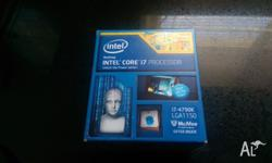 Hi today I'm selling my intel i7 4970k for $350 its