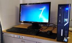 For sale is an i7 Desktop PC. Specifications : Intel