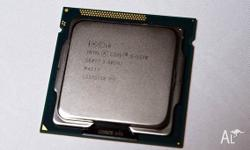 Intel CPU - i5 3570 Quad core, 3.4-3.8Ghz (Turbo)