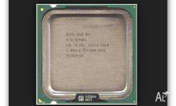 Intel Pentium 4 ...3.0 gig 775 socket, very good