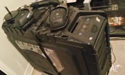 For sale is my old gaming computer still in excelent