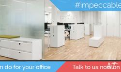 - Interior Design - remodelling existing offices to