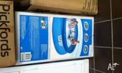 Intex Easy Set Pool, brand new, still in box, comes