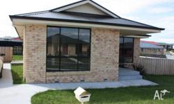 Modern 3 bedroom family home with built in wardrobes a