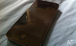 16GB Black iPhone, good condition always had a