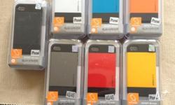 Slim Armour Shock Proof Cover. For IPhone 4/4S Colours