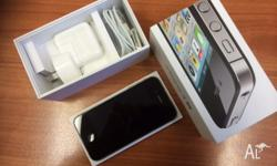 Iphone 4S 16 gb Unlocked in excellent condition -