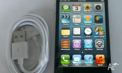 iPhone 4S 32GB in excellent condition, Unlocked for any