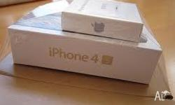 Apple iPhone 4s 32GB Black Unlocked