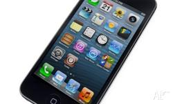 iPhone 5 16GB black - with 3 months warranty BUY PHONES