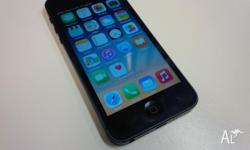 Iphone 5 16GB Black UNLOCK. Excellent condition - Comes