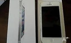 Up for sale is my beloved silver iPhone 5 64gb. The