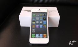 Sell iphone 5 new,memory 16gb,32gb,64gb still in the