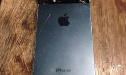 NEED IT GONE ASAP Iphone 5 16gb smahsed, motherboard is