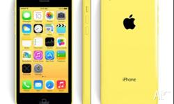 16GB Yellow iPhone 5c, still like new. Comes with
