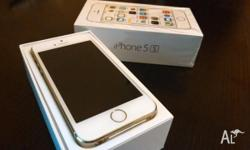 Good as new - flawless condition - iPhone 5S for sale!