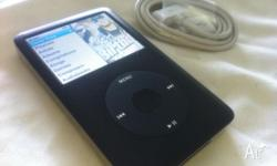 Up for sale is a used Apple Ipod Classic 160gb 6th