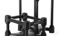 ISOACOUSTICS ISO-L8R155 SPEAKER STANDS PAIR Excellent