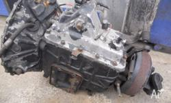 Gearbox BG5C Isuzu truck 5 speed gearbox model no.
