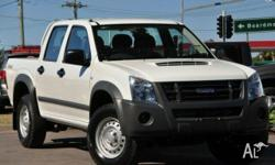 ISUZU, D-MAX, TF MY10, 2011, 4x4, Various, CLOTH trim,