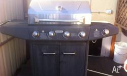 Jackaroo BBQ in good working order, comes with the gas
