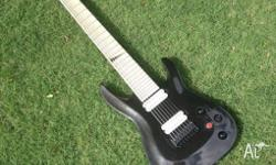 jackson dka8 in good cosmetic condition has planet