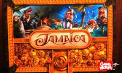 Jamaica board game by game works. played a couple of