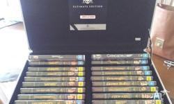 James Bond Ultimate DVD Collection (including added