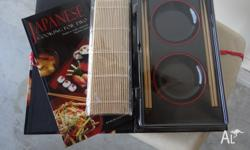 New, in original box, never been used Japanese Cooking