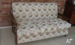 3 seater and 2 chairs. Professionally recovered. . Very