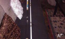 Jarvis Walker AVALON Surf Rod...(12ft long). Used...has
