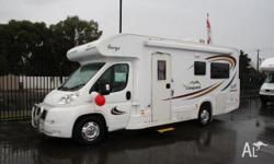 JAYCO CONQUEST, 2007, WHITE, Motorhome, Basically a