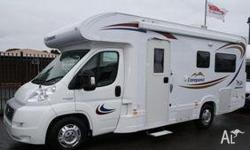 JAYCO CONQUEST, 2007, WHITE, Motorhome, LEATHER