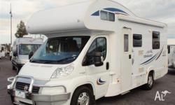 JAYCO CONQUEST 23ft, 2009, White, MOTOR HOME, 7.17m x