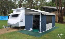 Jayco Discovery Pop Top Excellent Condition. Features