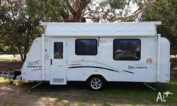 Jayco Discovery Pop Top Caravan - 2009 Series: 16.52-2