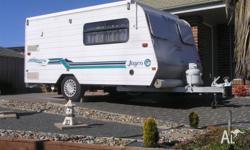 13ft jayco in exe. con very very clean double new