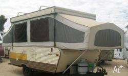 JAYCO DOVE 11ft, 1987, Camper Trailer, Tow Away!, This