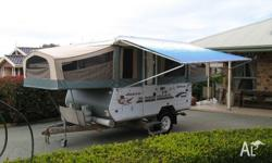 Jayco Dove 2002 Off Road Camper Here is your chance to